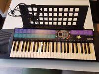 Yamaha Electric/Battery operated Keyboard