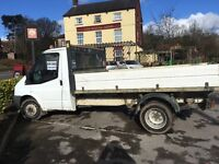 Ford transit one stop tipper....140000miles ....good condition.... 11 months mot.... ready for work