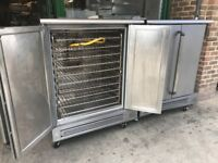 FALCON CATERING COMMERCIAL KITCHEN EQUIPMENT GAS FAN CONVECTION OVEN CAFE KEBAB BAKERY CAFETERIA