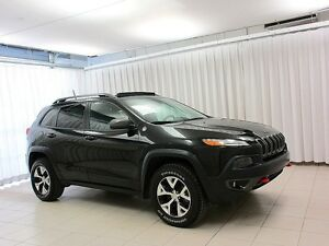 2016 Jeep Cherokee BE SURE TO GRAB THE BEST DEAL!!TRAIL HAWK 4X4
