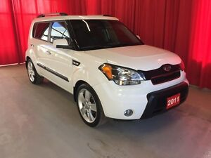 2011 Kia Soul 4U AT Sunroof - One Owner
