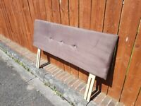 Headboard to suit Double Bed in very good used condition (see pics)