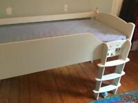 Child's Mid-Sleeper bed
