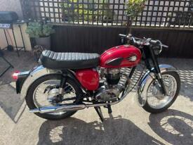 BSA B40 350cc 1963