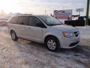 2012 Dodge Grand Caravan SXT! CERTIFIED! STO N GO!