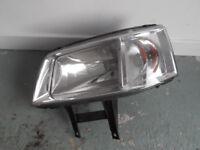 vw t5 n/s/f headlight