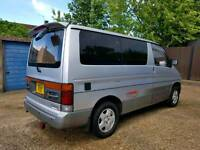 Mazda bongo camper van new rear conversion ,12 months mot