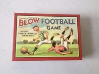 Past Times blow football game