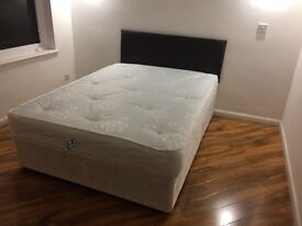 Bed frame + Mattress for sale in Bow Church