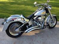 2005 Harley Davidson Fatboy 15th Anniv Edition
