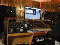 Vocalist needed to record pop/rock album
