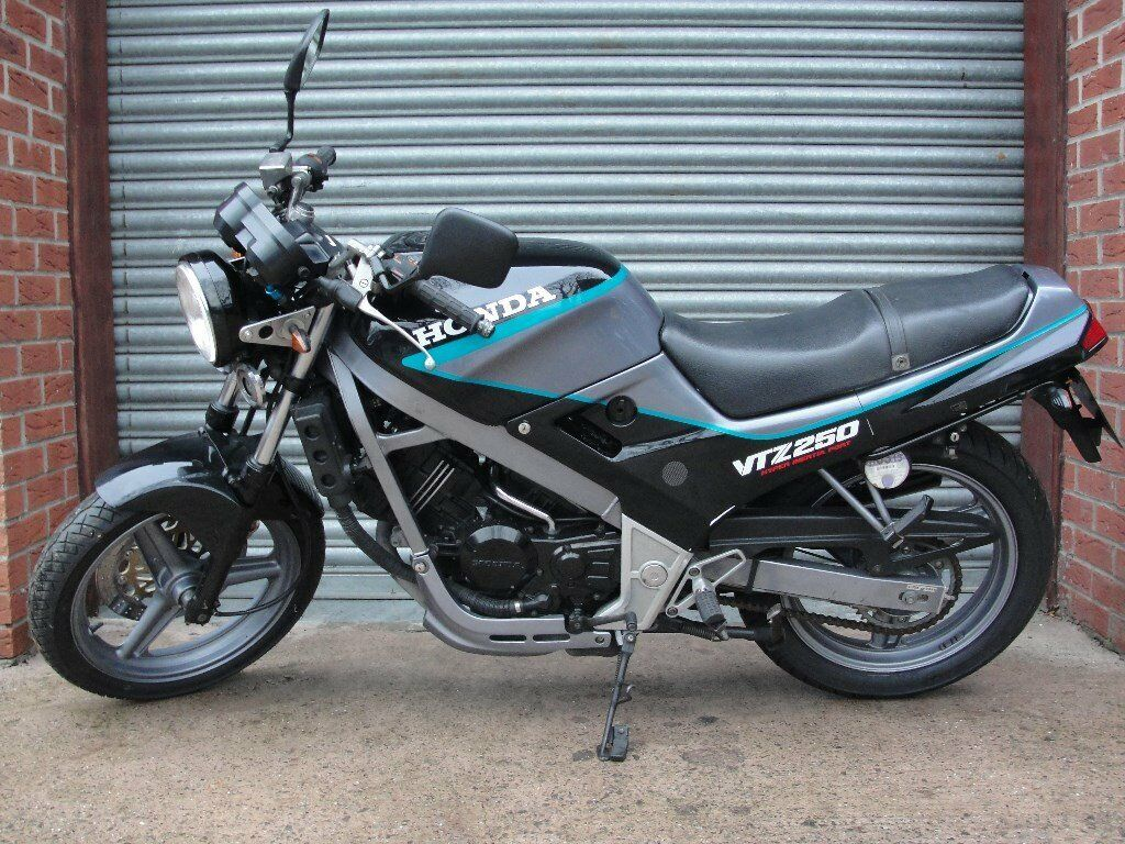 Honda Vtz250 In Congleton Cheshire Gumtree