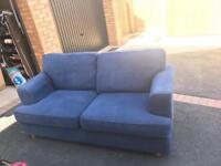 Large comfortable sofa in good condition -washable covers - quick sale