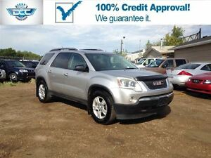 2007 GMC Acadia SLT 7 Passenger AWD!!! Low Monthly Payments!!