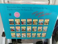 Famous five collection 21 books