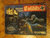 ESCAPE FROM COLDITZ BOARD GAME BY PARKER