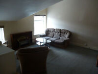1 bedroomed fully furnished Attic flat