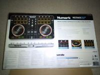 Numark Mixtrack pro 2. For sale. Only used it twice. Comes with box. And USB Cable
