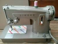 Singer 329K Heavy Duty Sewing Machine ( Serviced)