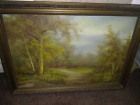 Landscape canvas for sale