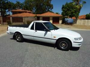1998 XH Ford Falcon Longreach One Tonne Ute Greenwood Joondalup Area Preview