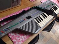 Yamaha SHS-10 Remote MIDI Keyboard in good condition with strap and PSU.