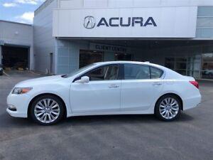 2014 Acura RLX ELITE | OFFLEASE | NOACCIDENTS | NAVI | 3.4%