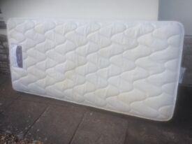 Single mattress , 3 foot , spotless , decent quality ,