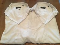 Pair of Men's Next Formal Long Sleeved Shirts