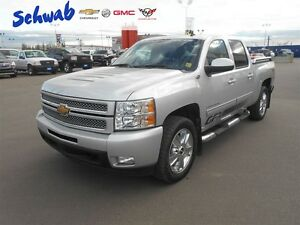 2013 Chevrolet Silverado Rear Park Assist, Touch Screen Nav, Eng Edmonton Edmonton Area image 14