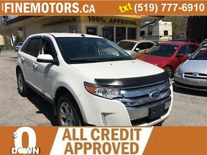 2012 Ford Edge SEL *AWD *All Credit Applicatio