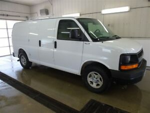 2007 Chevrolet Express Cargo Van, Satellite Radio, Air Condition