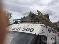 Transit roof rack