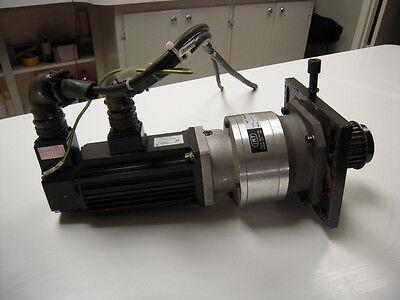 1760 Imt Bm4-15b-02-ndzak6 Gear Yaskawa Usarem-03cfj71 Ac Servo Motor