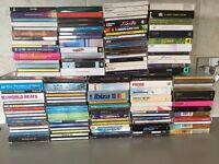 HUGE DANCE MUSIC BUNDLE 125 ALBUMS INC GATECRASHER,CREAM,MOS,PVD,OAKENFOLD ETC..