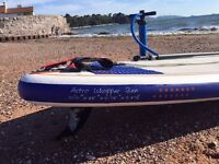 2015 Starboard Inflatable Paddle Board - Paddle, Pump, Leash, Board and Travel Bag £395