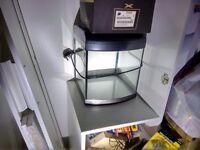 Aquastart 320, 28L fish tank + filter