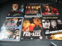 Selection of DVD`S
