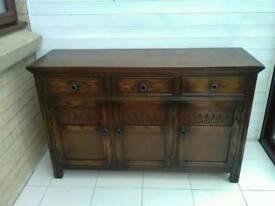 Jaycee Oak sideboard
