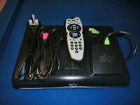 SKY HD BOX PLUS WIFI BOX