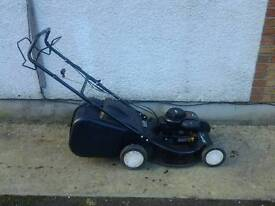 AL-CO SELF DRIVE LAWNMOWER