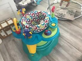 Baby jumperoo type