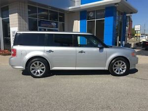 2010 Ford Flex Limited Leather Sunroof Chrome Wheels Windsor Region Ontario image 9