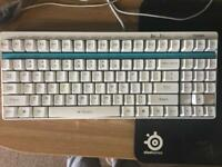 Rapoo Mechanical Gaming USB Keyboard White