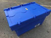 heavy duty storage box 60 litre