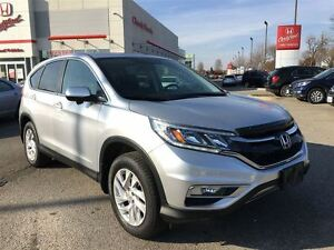 2015 Honda CR-V EX-L | LEATHER | AWD | SUNROOF | ONE OWNER