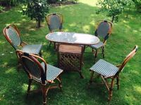 GARDEN FURNITURE TABLE AND CHAIRS + FREE DELIVERY
