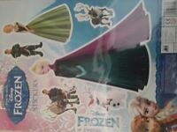 6000 Disney Frozen sticker sheets 8 different designs A4 size joblot /wholesale