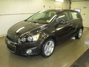 2016 Chevrolet Sonic LTZ H-Back, Remote Start, Power Sunroof, 7