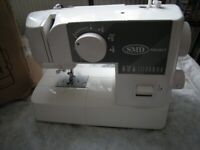 Frister and Rossman SMD electric sewing machine SMD project Jaguar 02